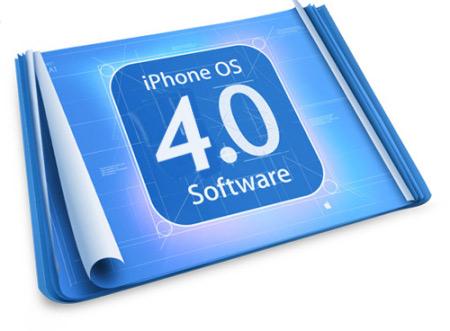 Nuevo OS 4.0 para iPhone: «Mira mamá, sin manos!»